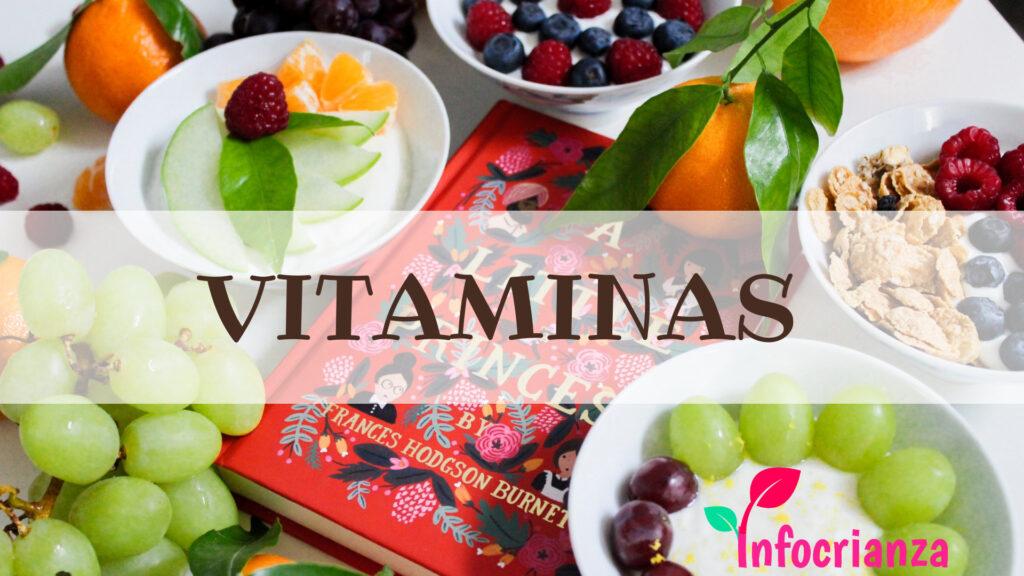 vitaminas para aumentar defensas